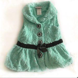 Little Lass size 2T Girls Vest